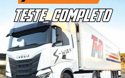 Revista Automotive | Ensaio IVECO S-WAY